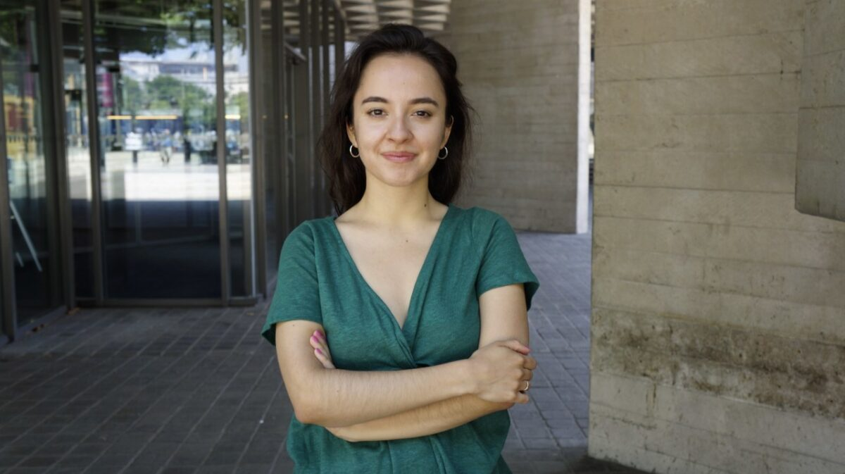 Filmmaker Laura Stratford