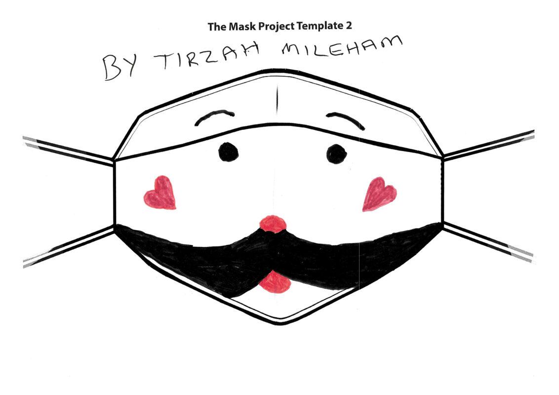 Mask Tirzah