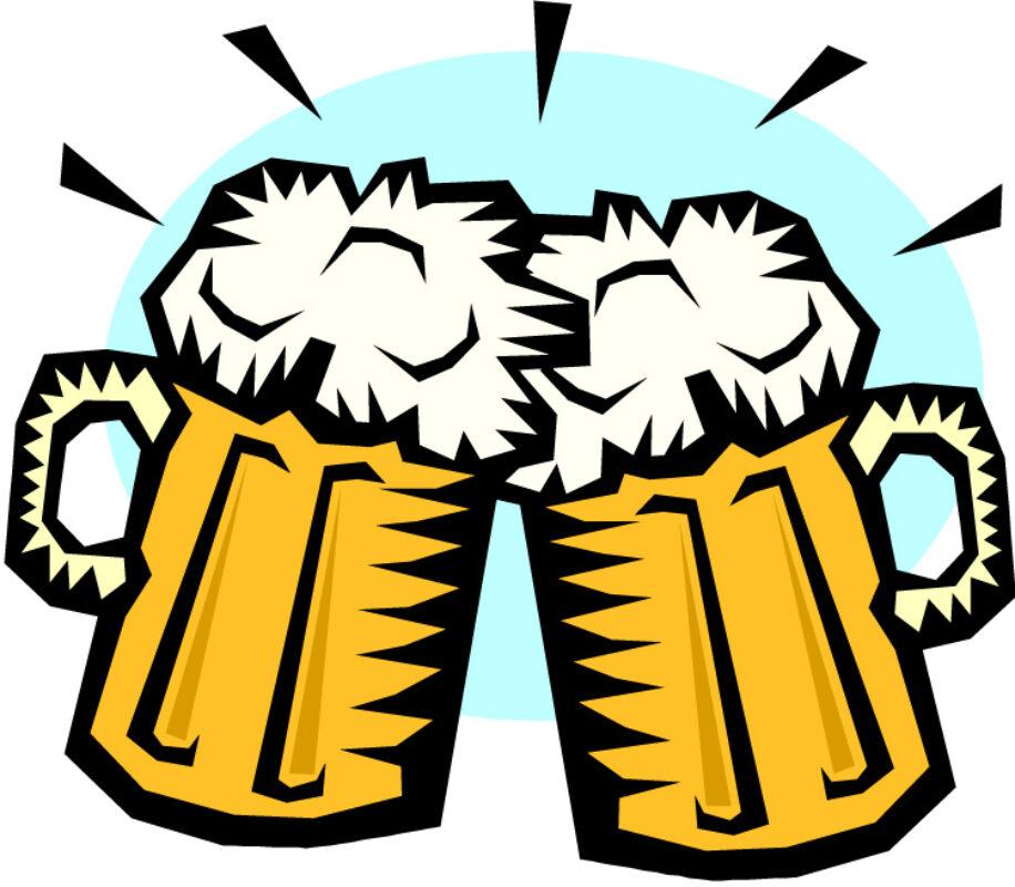 Beer Mugs Cheers Clipart 9