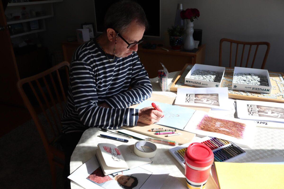 Billy Mann Making Prints 2400X1600