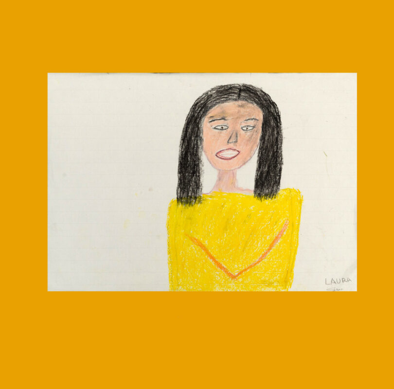 Illustration of Laura Owens by Headway artist